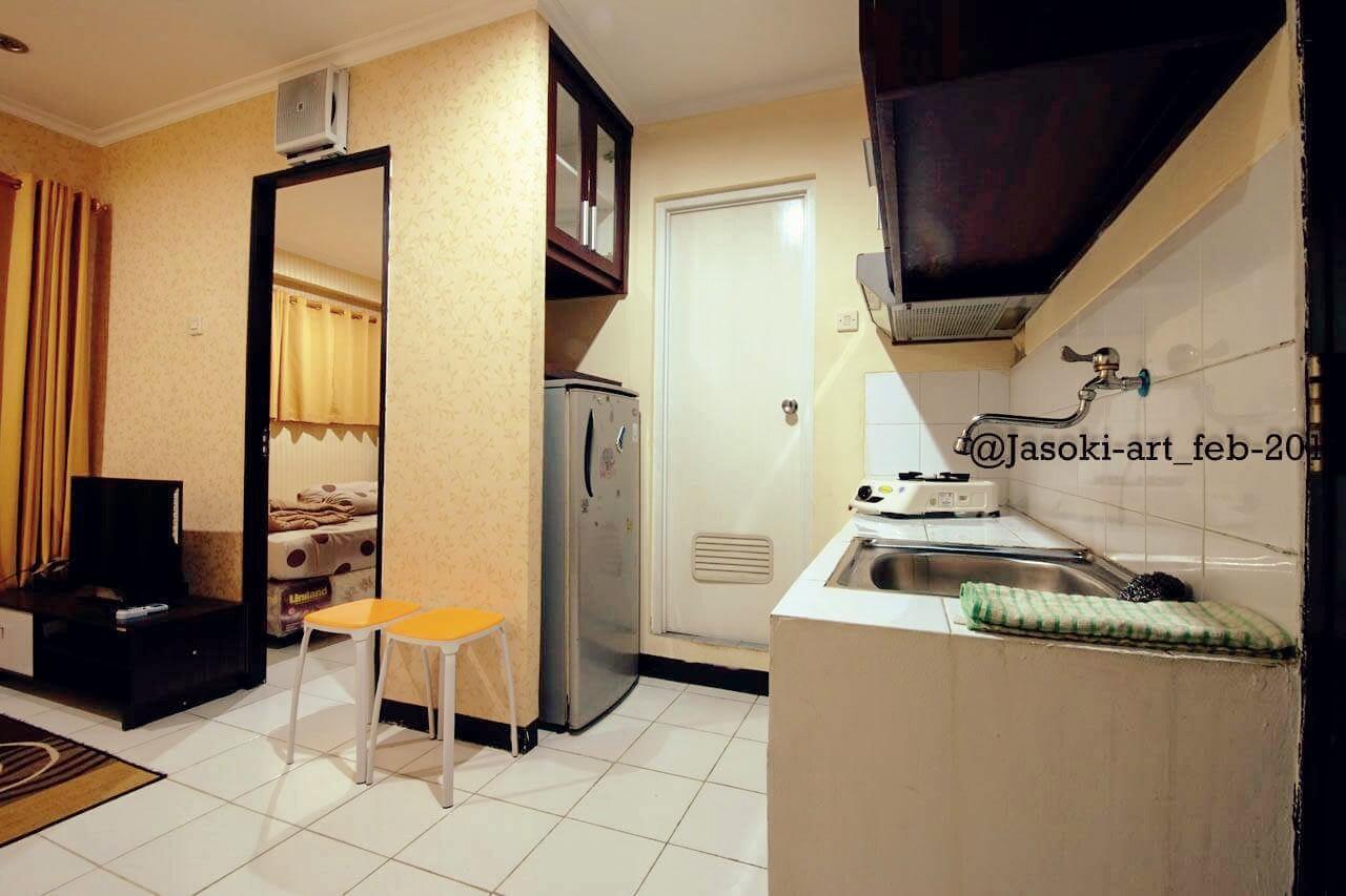 Apartemen Sentra Timur Residence Jaktim