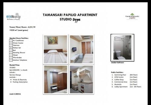 Apartement Papilio Surabaya