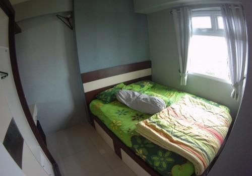 apartemen green pramuka city harian / bulanan / tahunan
