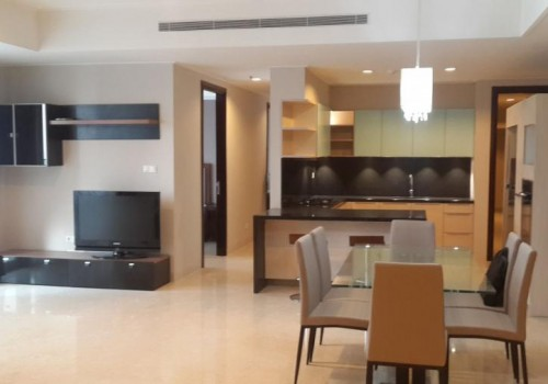 Disewakan Apartemen My Home The Residences Ascott Ciputra World 1 – Type 3 BR