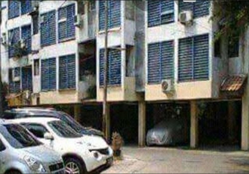 FLAT BENHIL 1 Studio, Belakang Pom Bensin Pejompongan