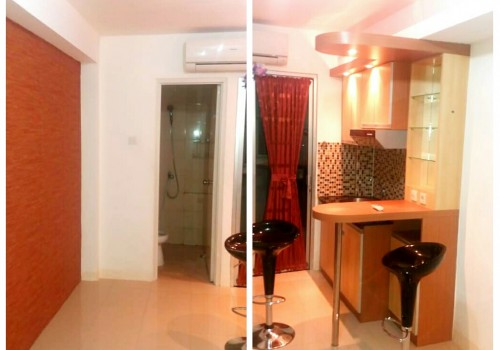 Apartemen Kalibata City Tower Palem Jakarta Selatan Studio Semi Furnish