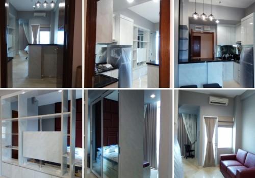 Apartemen Capitol Park Residence Jakarta Pusat