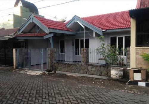 DiSewakan RUMAH Bagus Baru Renovasi di Griya Babatan Mukti Surabaya