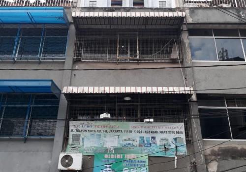 Ruko di Jl Telpon Kota no 9B, Jakarta Barat