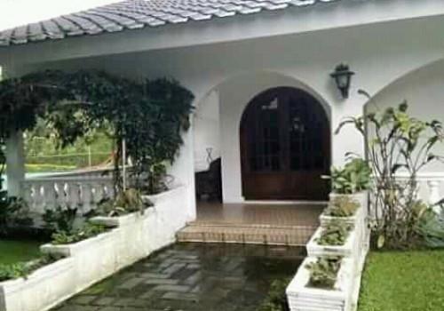 Villa Cipanas Puncak, Cianjur