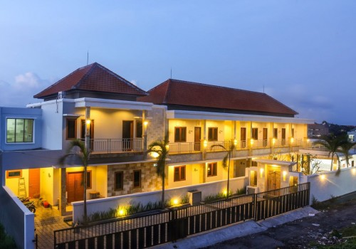 Okaira Guest House, Kerobokan Kuta Utara, Bali