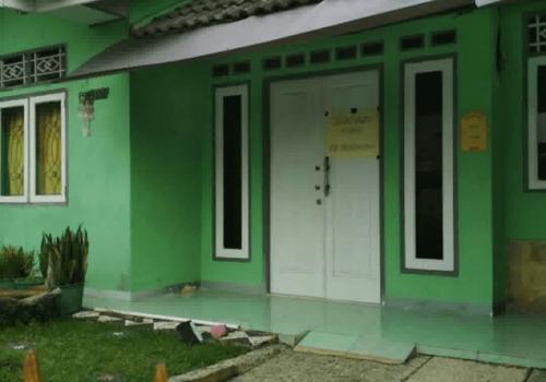 Komplek BNI, Susukan Bojonggede, Bogor