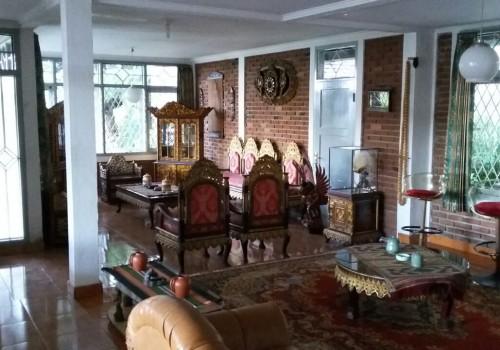 NAKEISHA HOUSE Dago, Bandung