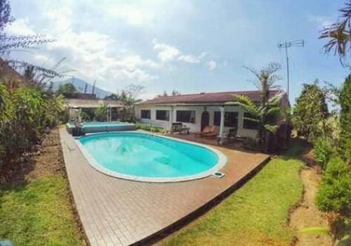 Villa Coolibah Cipanas Puncak, Cianjur