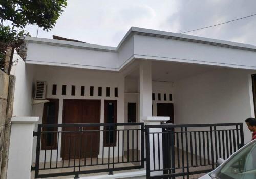 Komplek Griya Bhara Wira Tapos, Cimanggis, Depok