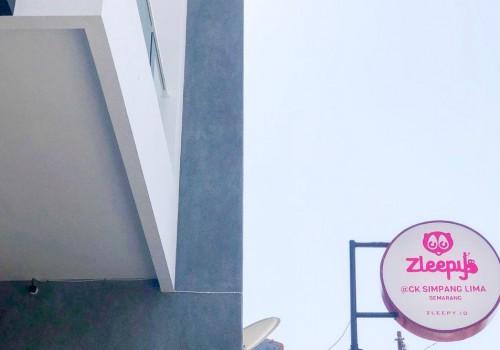 Zleepy @ CK Residence Simpang Lima