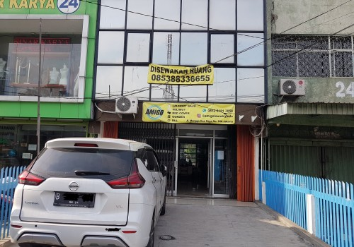 Kost Stasiun Kota Jakarta