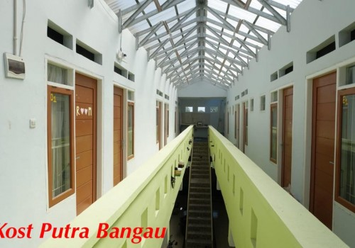 Kost Panam Residence Pekanbaru, Riau
